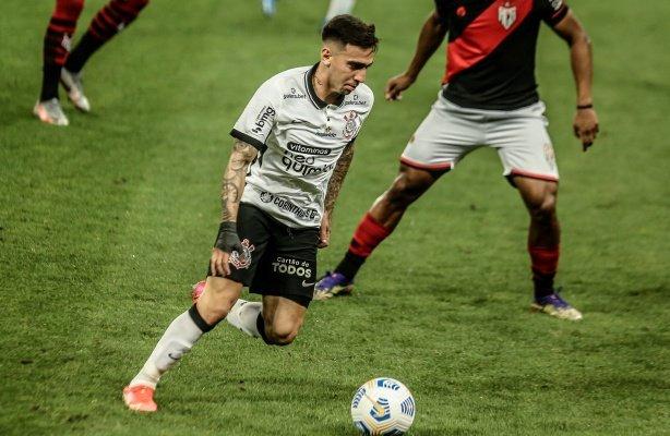 Corinthians x Atletico-Go