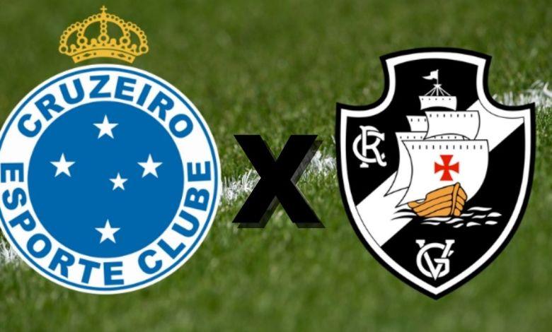 Cruzeiro x Vasco: Série B