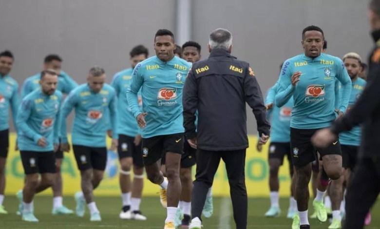 Foto/Reprodução - Seleção Brasileira.