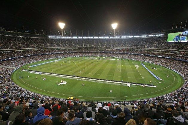Maiores Estádios do mundo - 3. Melbourne Cricket Ground