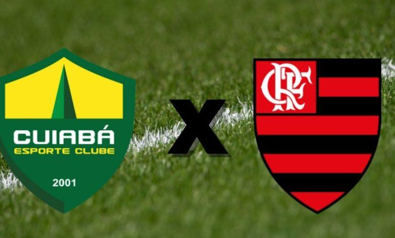 Flamengo x Cuiabá - 8ª Rodada do Brasileirão série A