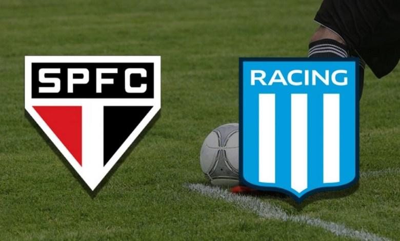 São Paulo x Racing termina em empate nas oitavas da libertadores
