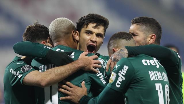 Universidad Católica 0 x 1 Palmeiras, Ei Sports