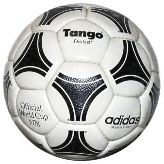 Adidas Tango Durlast - Bola da copa de 78