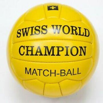 Swiss EC Match Ball