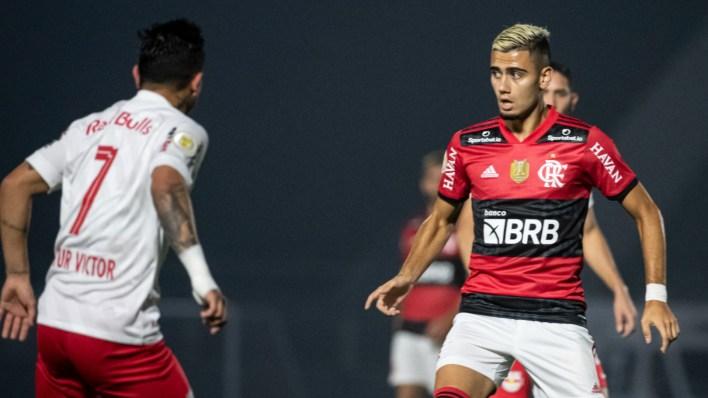RB Bragantino 1x1 Flamengo