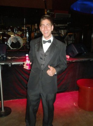 Formal Gig (with Coke)