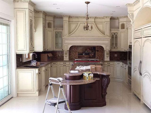 Kitchen Design in New-YorK
