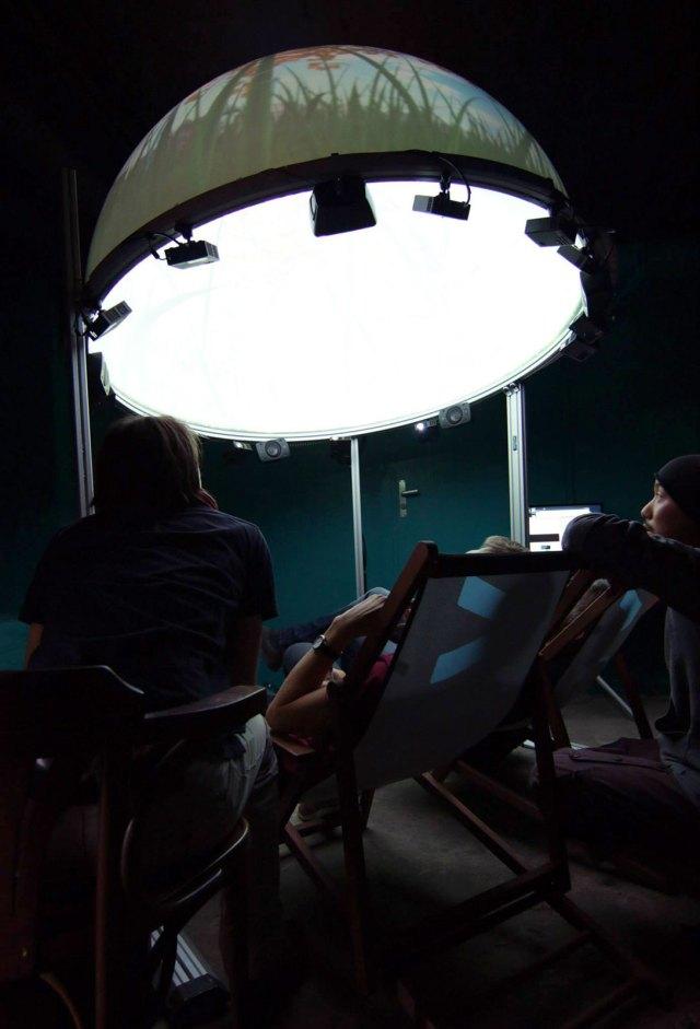 Immersive Days 2015 Filmproduktion eitelsonnenschein