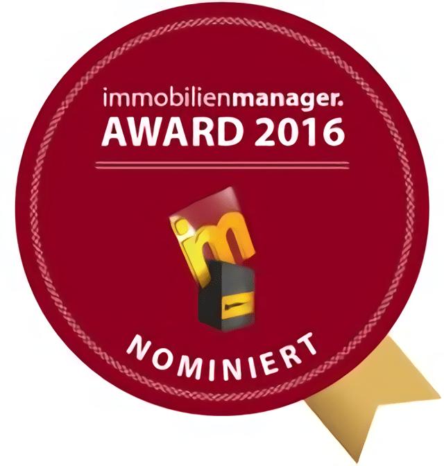 GAG Immobilienmanager Award nominiert eitelsonnenschein