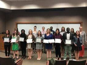 CMN 2017 Award Recipients