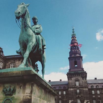 Copenhagen, Denmark!