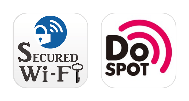 Secured_WifiとDoSPOT