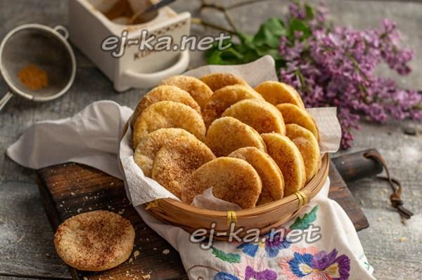 Творожное печенье: мягкое, нежное и воздушное - рецепт с ...