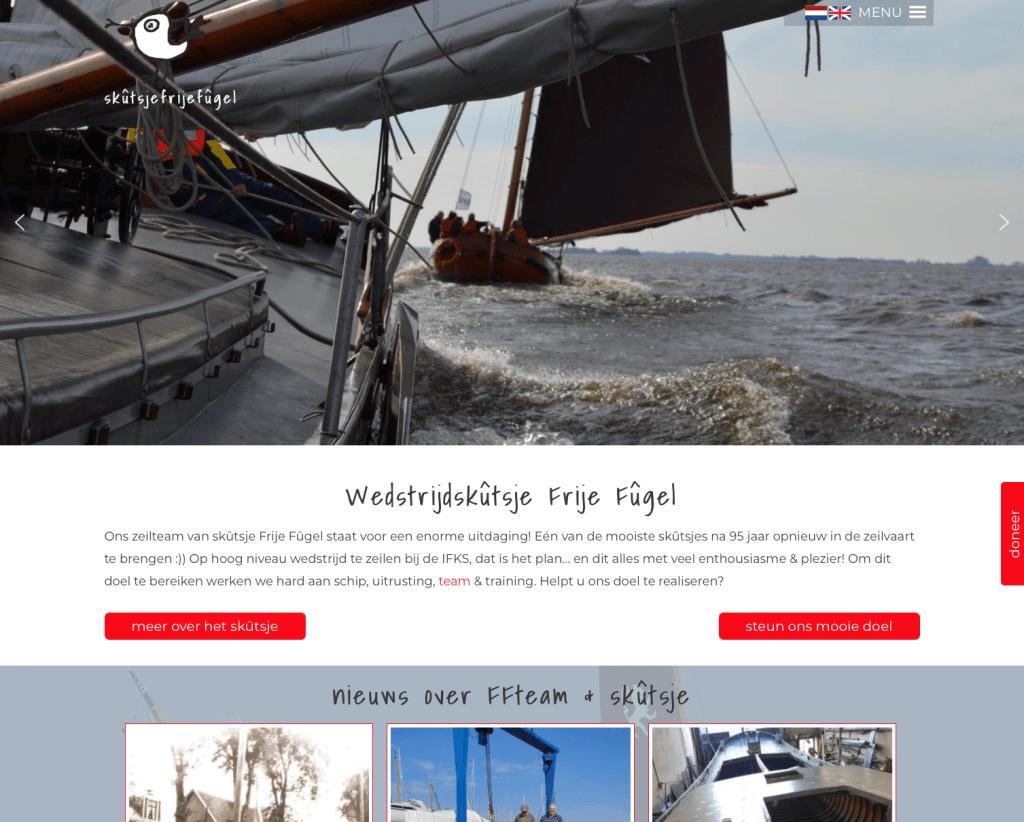 skutsjefrijefugel.nl