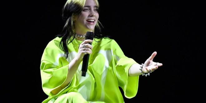 Billie Eilish On Track For U.K. Top 5 Debut With 'My Future'
