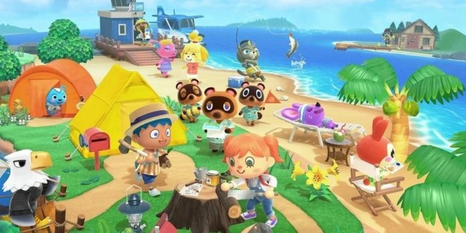 Animal Crossing: New Horizons Is Now Japan's Second Best-Selling Game Ever