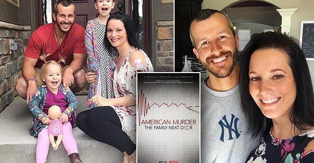 Netflix trailer shows killer Chris Watt's smiling wife in home video before he murdered family
