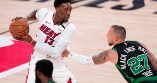 Bam Adebayo takes blame for Miami Heat's Game 5 loss to Boston Celtics