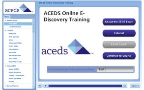 E-Learning Coursework Sample 1