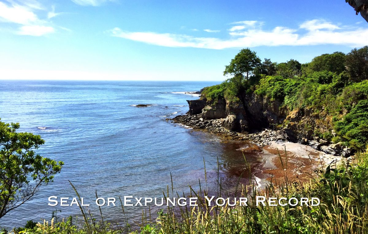 seal or expunge your record - expungement lawyer