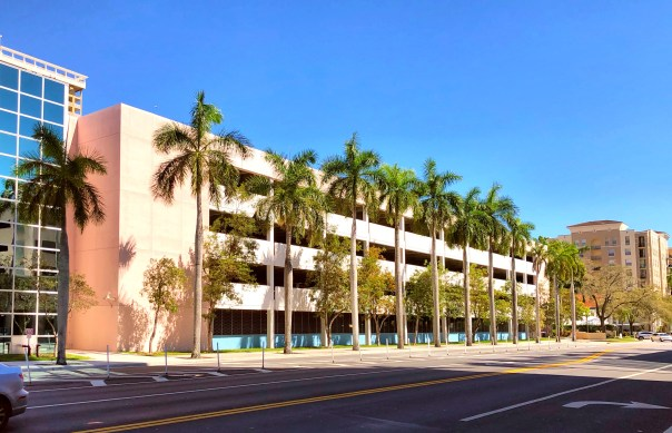 Broward County Courthouse Parking Garage