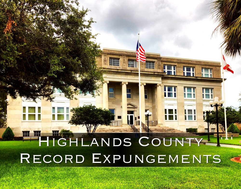 Highlands County, Florida, Courthouse