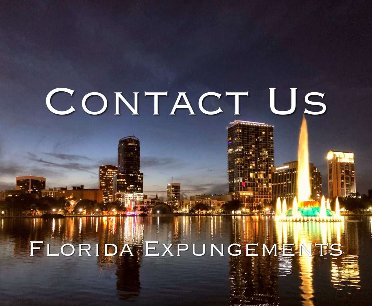 contact us florida expungements