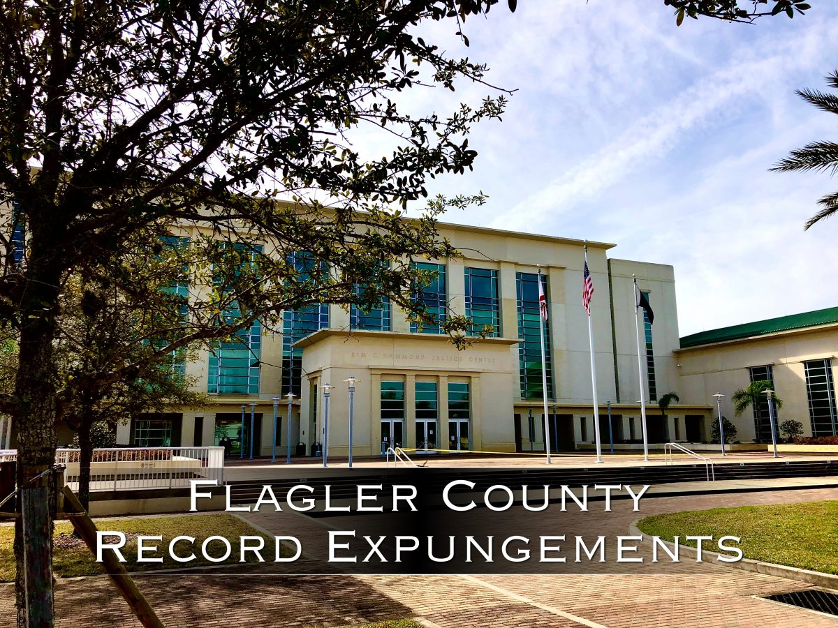 flagler county record expungements