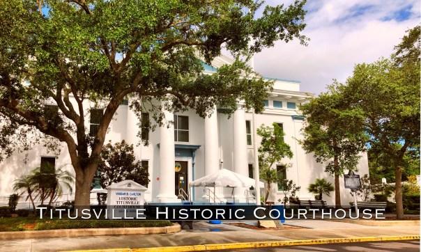 titusville historic courthouse
