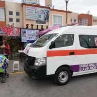 En Chalco inicia recorridos Unidad Móvil de Atención a la Violencia de Género