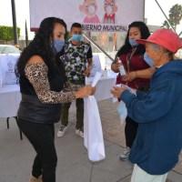 Gobierno de Valle de Chalco atento a los adultos mayores ante contingencia del COVID-19