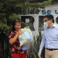 Diputado Juan Carlos Soto Ibarra donará 100% de su salario para ayudar a los vallechalquenses por COVID-19