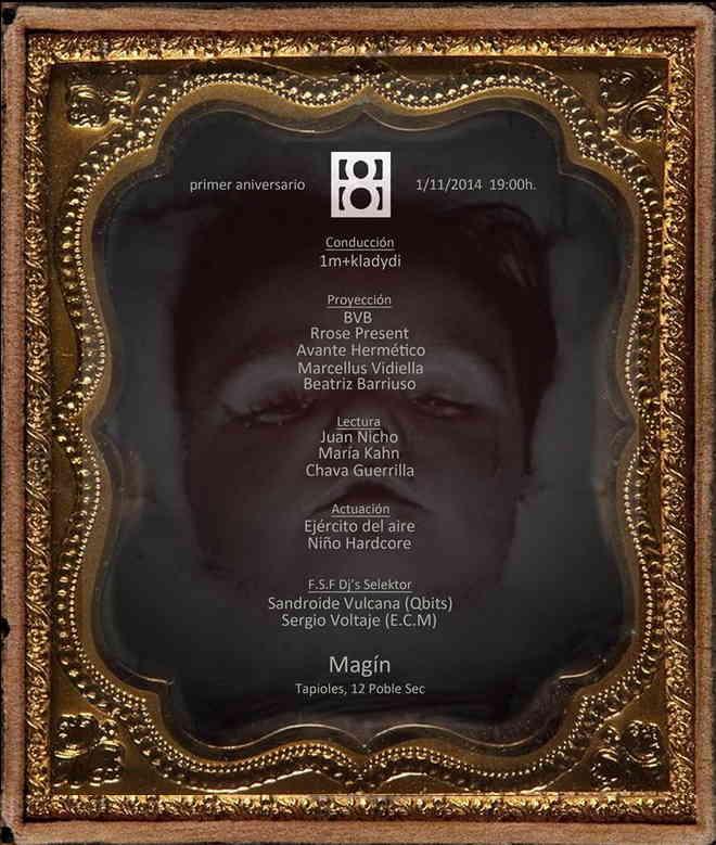 Black Video Barcelona First Anniversary