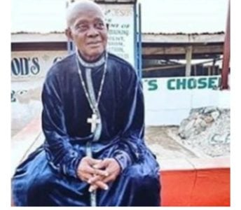 TRAGIC! 72-Year-Old Cele Prophet Arrested For Burying Young Lady He Impregnated