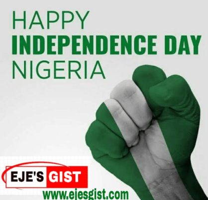 Buhari's Independence messages to Nigerians