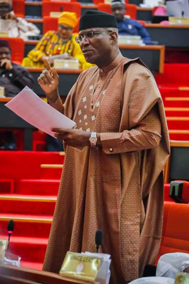 Sen. Ovie Omo-Agege Backs Revival of Brass LNG Project, gives reasons