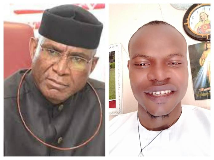 Omajemite Don and Senator Ovie Omo-Agege