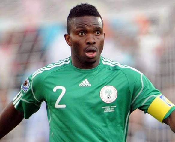NFF Appoints Joseph Yobo as Eagle's Assistant Coach