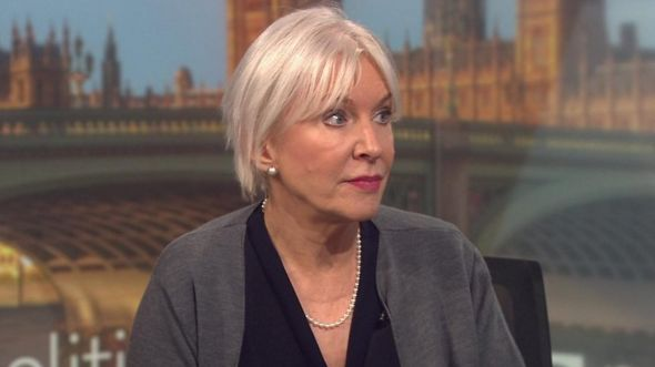 Health minister and Conservative MP Nadine Dorries says she has tested positive for coronavirus.