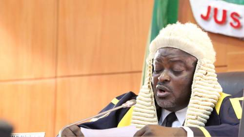 speaker of the assembly, Mudashiru Obasa,