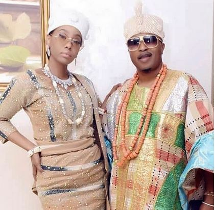 The Oluwo of Iwo's ex-wife, Chanel Chin has accused him of sleepin