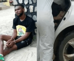 Shocking As American lady invited to Nigeria by a young man she met on the internet dies in Delta (photos)