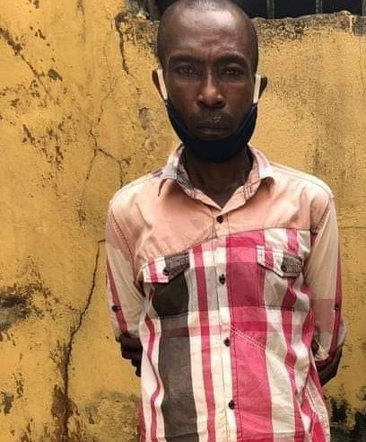 47-year-old Man arrested in Imo for allegedly impregnating his 17-year-old daughter