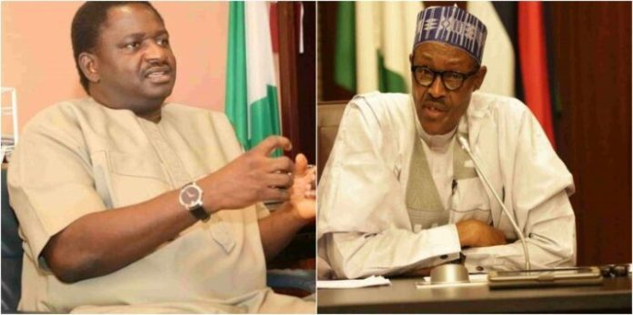 "I Might Punch the Idiot in the face!"" – Nigerians Blasts Femi Adesina For Saying The Country Is Lucky To Have A President Like Buhar"