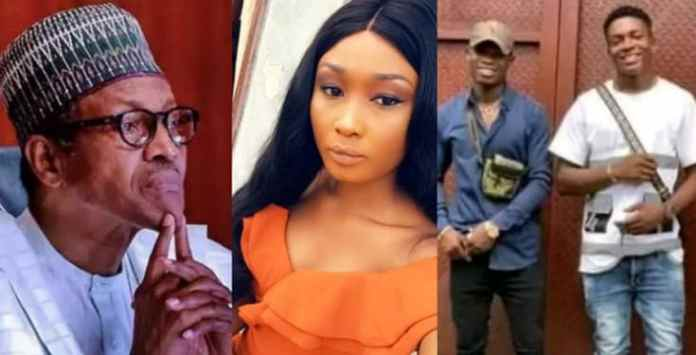 Buhari Reacts To The Horrible Murder Of 3 UNIPORT Students