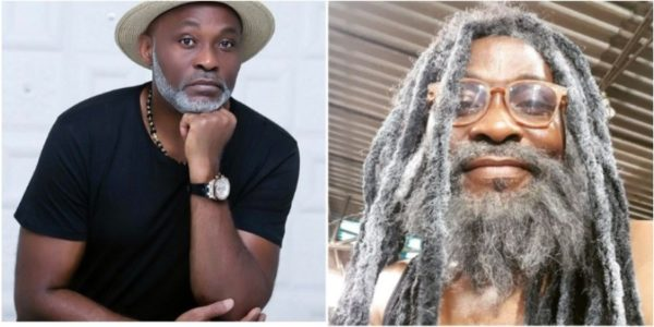 Lockdown chronicles: Actor, RMD unveils his new scary look (Picture)