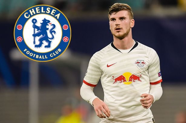 Chelsea Fc Timo Werner 's £54million transfer