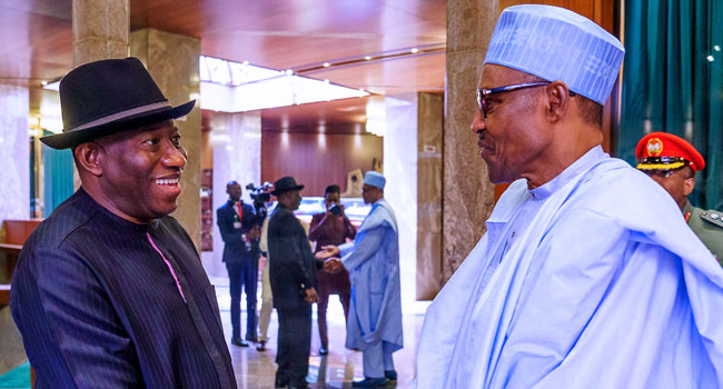 Why Buhari Named Agbor Railway Complex After Goodluck Jonathan