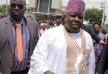 Ali Modu-Sheriff, Former Governors of Borno state